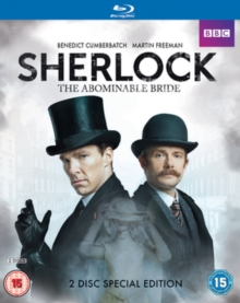 Sherlock: The Abominable Bride, Blu-ray  BluRay