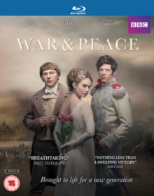 War and Peace, Blu-ray