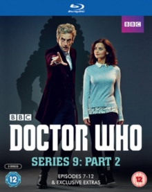 Doctor Who: Series 9 - Part 2, Blu-ray  BluRay