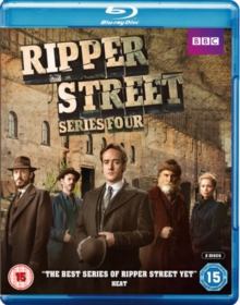 Ripper Street: Series 4, Blu-ray