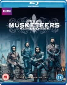 The Musketeers: Series 3, Blu-ray