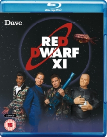 Red Dwarf XI, Blu-ray