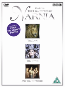 The Chronicles of Narnia: The Lion, the Witch and the Wardrobe, DVD
