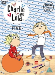 Charlie and Lola: Five, DVD