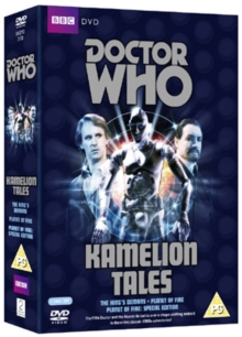 Doctor Who: Kamelion, DVD