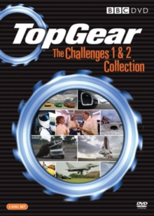 Top Gear - The Challenges: Volumes 1 and 2, DVD  DVD