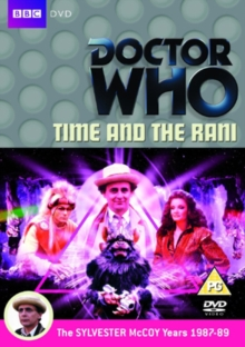 Doctor Who: Time and the Rani, DVD