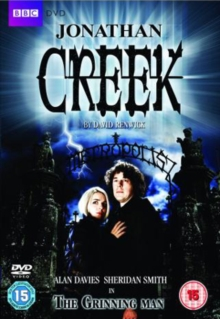 Jonathan Creek: The Grinning Man, DVD