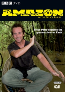 Amazon With Bruce Parry, DVD  DVD