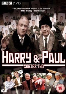 Harry and Paul: Series 2, DVD