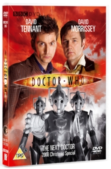 Doctor Who: The Next Doctor - 2008 Christmas Special, DVD