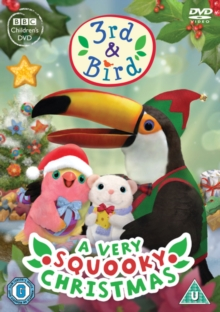 3rd and Bird: A Very Squooky Christmas, DVD