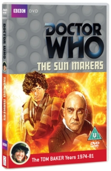 Doctor Who: The Sun Makers, DVD  DVD