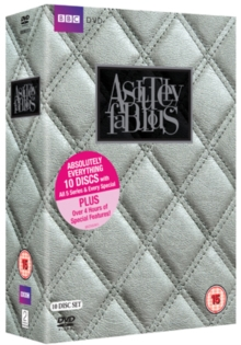 Absolutely Fabulous: Absolutely Everything, DVD  DVD