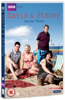 Gavin and Stacey: Series 3, DVD