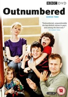 Outnumbered: Series 2, DVD