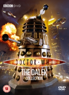 Doctor Who: The Dalek Collection, DVD
