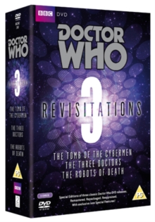 Doctor Who: Revisitations 3, DVD