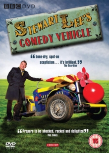 Stewart Lee's Comedy Vehicle, DVD