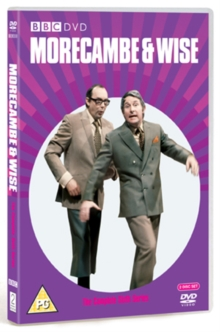 Morecambe and Wise: Series 6, DVD  DVD