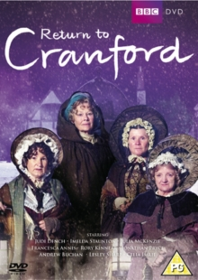 Cranford: Return to Cranford, DVD