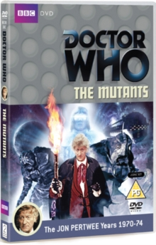 Doctor Who: The Mutants, DVD