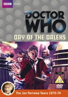 Doctor Who: Day of the Daleks, DVD
