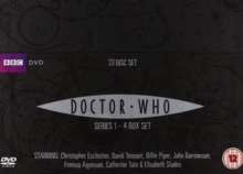 Doctor Who - The New Series: Series 1-4, DVD