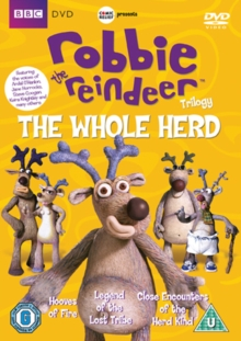 Robbie the Reindeer: The Whole Herd, DVD  DVD