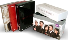 Torchwood: Series 1-3, DVD