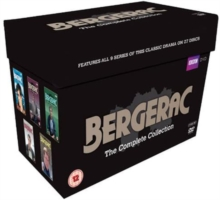 Bergerac: The Complete Collection, DVD