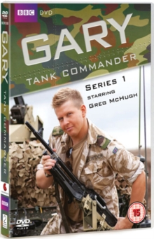 Gary Tank Commander: Series 1, DVD