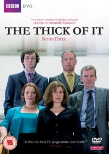 The Thick of It: Series 3, DVD