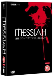 Messiah: Series 1-5, DVD