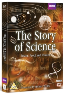 The Story of Science, DVD