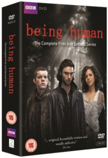 Being Human: Series 1 and 2, DVD