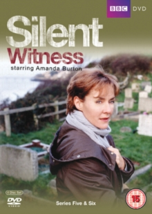 Silent Witness: Series 5 and 6, DVD
