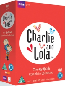 Charlie and Lola: The Absolutely Complete Collection, DVD