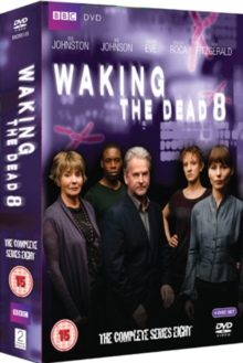 Waking the Dead: Series 8, DVD