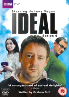 Ideal: Series 6, DVD