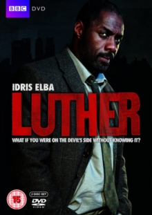Luther: Series 1, DVD