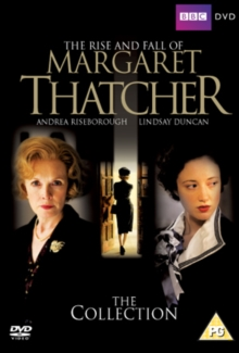 The Rise and Fall of Margaret Thatcher: The Collection, DVD DVD