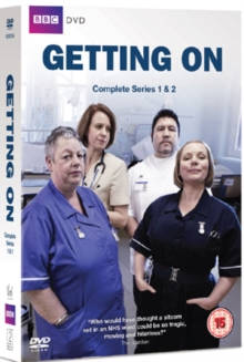 Getting On: Series 1 and 2, DVD  DVD