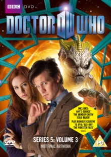Doctor Who - The New Series: 5 - Volume 3, DVD