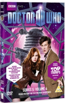 Doctor Who - The New Series: 5 - Volume 4, DVD  DVD