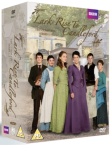 Lark Rise to Candleford: Series 1-3, DVD  DVD