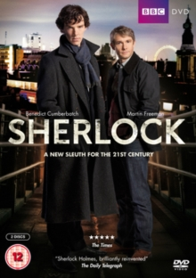 Sherlock: Complete Series One, DVD