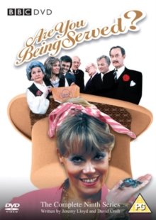 Are You Being Served?: Series 9, DVD