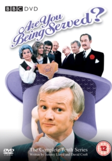 Are You Being Served?: Series 10, DVD