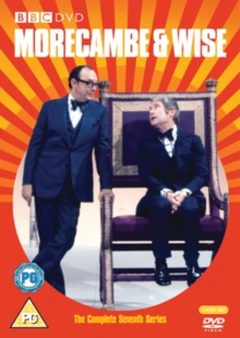 Morecambe and Wise: Series 7, DVD